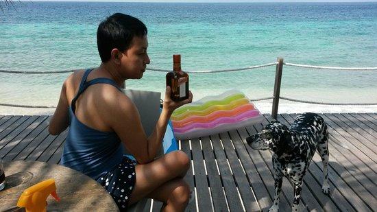 Casa Nemo Beach Resort and SPA: Paradise..