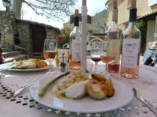 Мезель, Франция: nos plats Gourmands