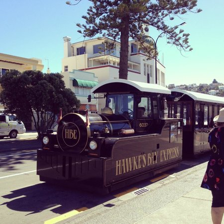 Hawkes Bay Express: Hawkes Bay Train