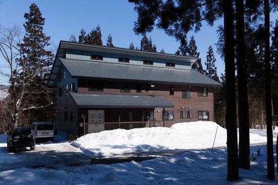 Bears Den Mountain Lodge: The Lodge.