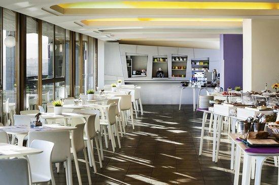 Hotel ibis Styles Palermo : Terrazza Marine