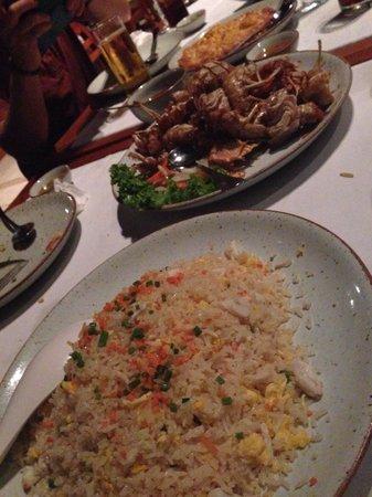 Kan Eang@Pier Restaurant : Fried rice
