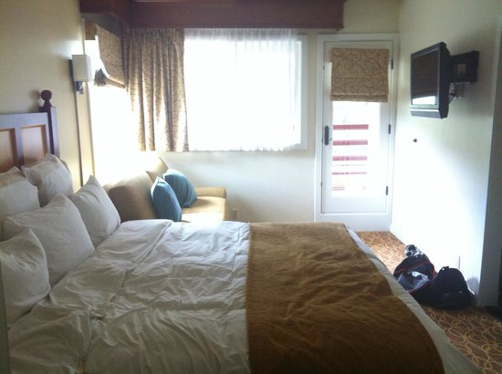 Marriott's StreamSide Douglas at Vail : King room with sofa bed