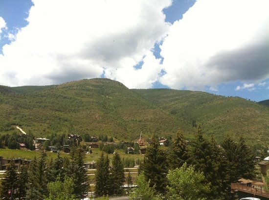 Marriott's StreamSide Douglas at Vail : View from room