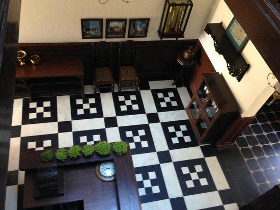 The Himalayan : Reception Area