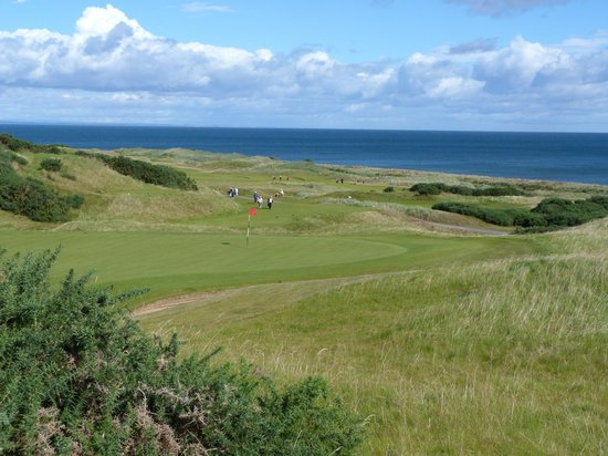 Connoisseur Golf: Kingsbarns Golf Links, Kingsbarns