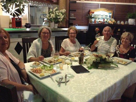 Restaurante Los Remos Lázaro: AMIGOS