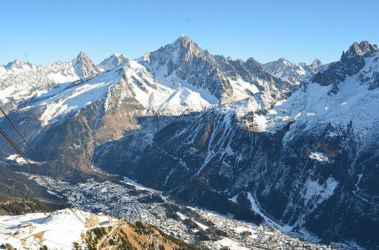 Telepherique du Brevent : горы
