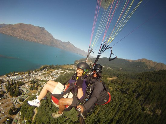 GForce Paragliding: Great Views
