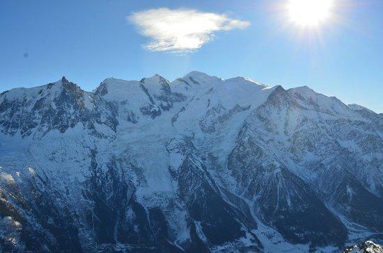 Telepherique du Brevent: горы
