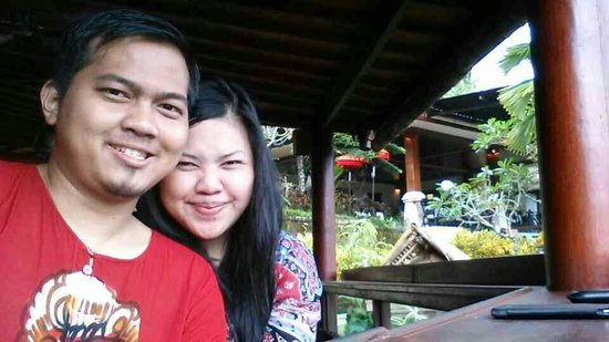 Kupu Kupu Barong Villas and Tree Spa: villa 19-afternoon tea