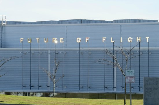 Future of Flight Aviation Center & Boeing Tour: Future of Flight