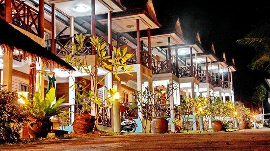 Banphu Resort: panoramica della struttura
