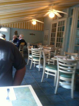 Carroll Villa Hotel: breakfast