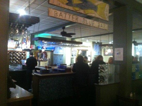 Carroll Villa Hotel : bar