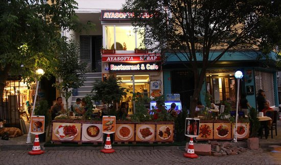 Ayasofya Kebab Restaurant & Cafe : Cute Place for Meeting