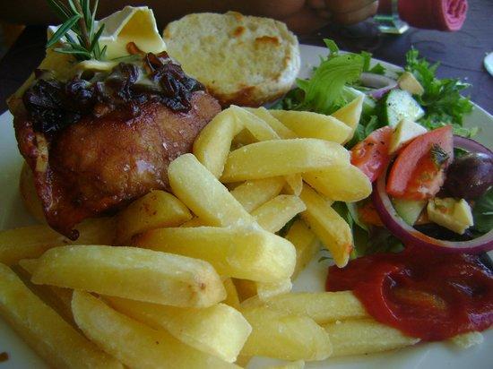 Die Stal: Burger