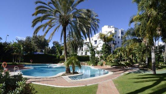 Club jardines del puerto hotel reviews price for Jardines del puerto puerto banus