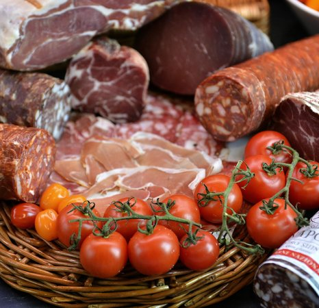 Granary Grill: Chacuterie