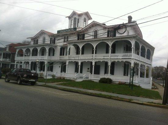 Carroll Villa Hotel: Beautiful hotel