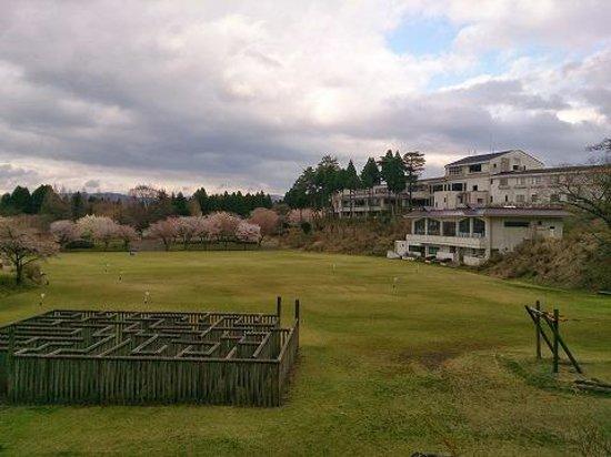 Ikoinomura : ホテルのアスレッチックからホテル全体