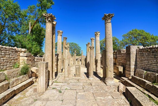 Makthar, Тунис: Schola of Juvenes