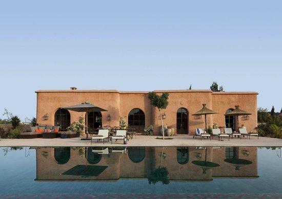 Villa patio photo de le jardin des douars essaouira for Les jardins de villa maroc essaouira