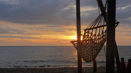 LaLaanta Hideaway Resort: One can truly relax with a view like this