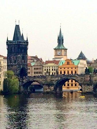 Discover Prague Tours: Praga - Puente de Carlos