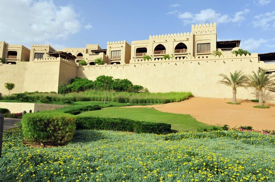Qasr Al Sarab Desert Resort by Anantara: panoramica