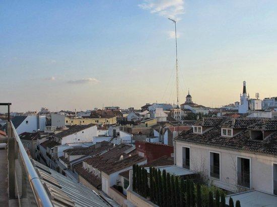Hotel Urban: Urban Hotel - rooftop bar