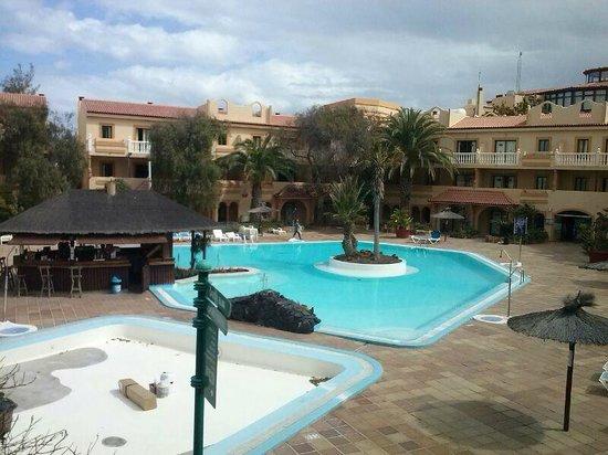 Elba Lucia Sport & Suite Hotel: piscina