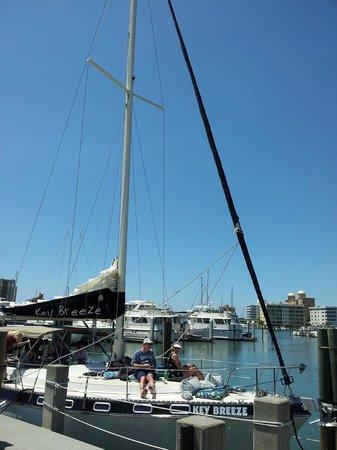 Key Sailing : Key Breeze