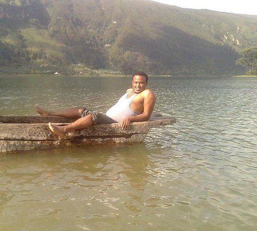 Ambo, Etiopia: Ancient*  Boat