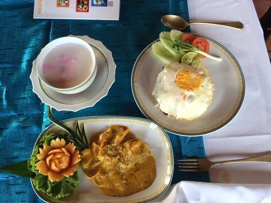 Novotel Phuket Resort: cooking class meals - 3 of six cooked