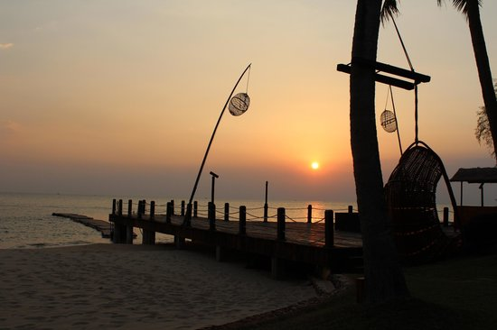 Chen Sea Resort & Spa Phu Quoc : Chen Sea Sunset