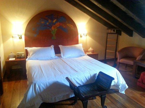 Hotel El Rancho: habitación