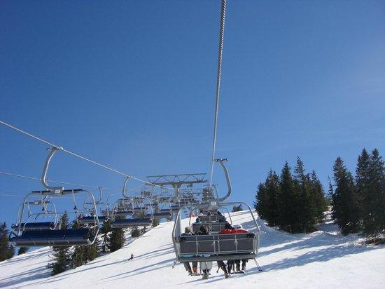 SkiWelt Wilder Kaiser - Brixental : Double Quad