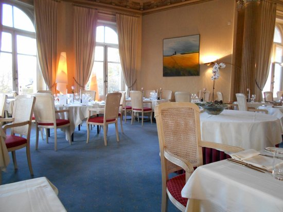 Grand Hôtel et Centre Thermal : Dining Room