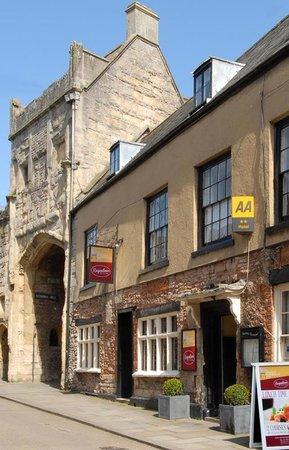 Rugantino Restaurant: Ouside