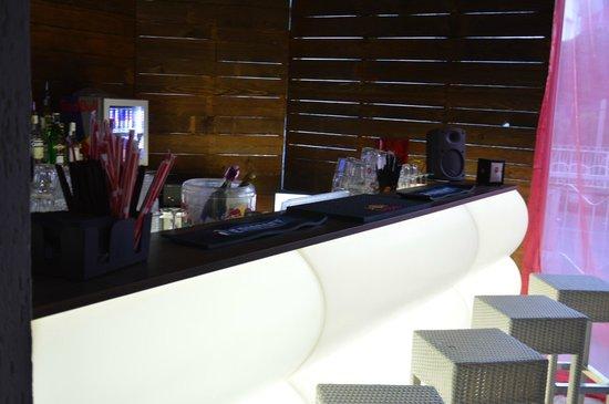 Hotel Ibiza: Bar Spettacolare