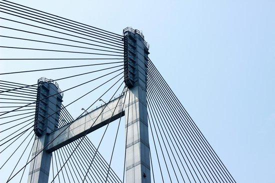 Second Hooghly Bridge: Vidyasagar Setu