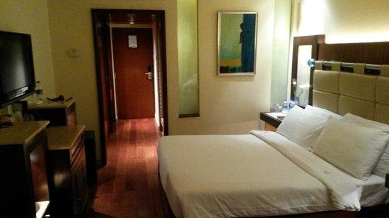 Vivanta by Taj - President, Mumbai : Lovely comfortable rooms