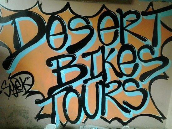 Desert Bikes - Self Designed Tours