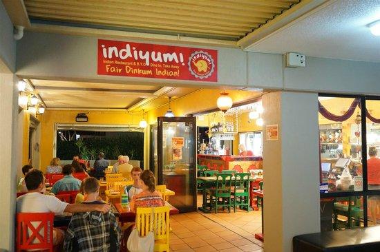 Indiyum Fair Dinkum Indian: storefront