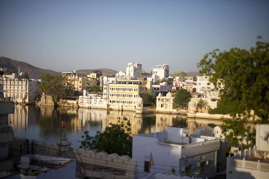Nukkad Guest House: The view