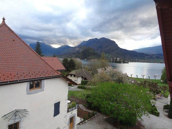 Hotel Le Beau Site: View