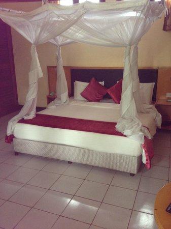 Jangwani Seabreeze Resort: Our room