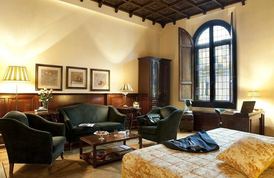 Hotel Grand Baglioni Florence Family Room