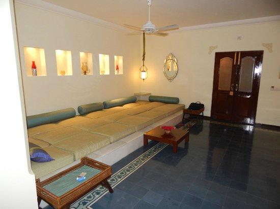 Usha Kiran Palace: My room!